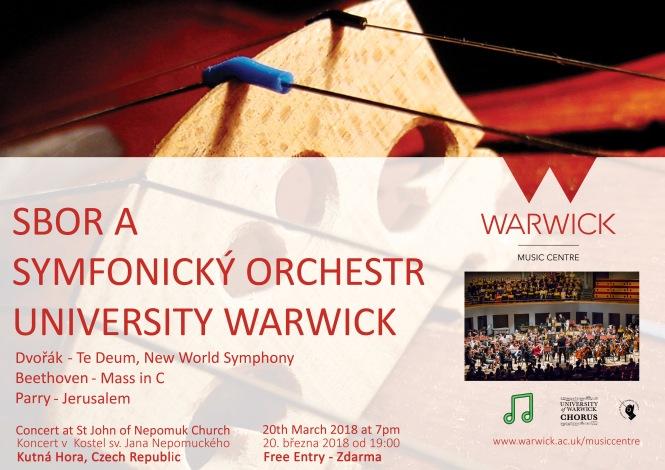 Kutna Hora Concert Flyer