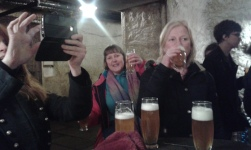 Pilsner Urquell Brewery Tour and Taster (Credit: Rosemary Lawrence)