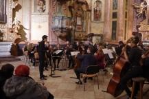 Concert at St John of Nepomuk Church, Kutná Hora (Credit: Tourist Office)